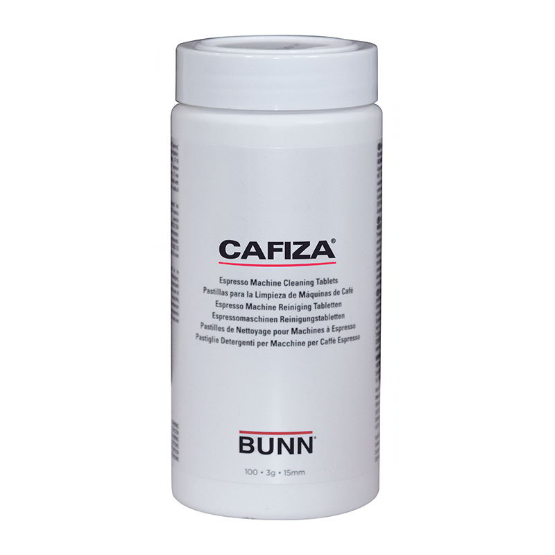 Bunn CAFIZA-1189 Cleaning Tablets, Cafiza, 100 per Case (36000.1189)