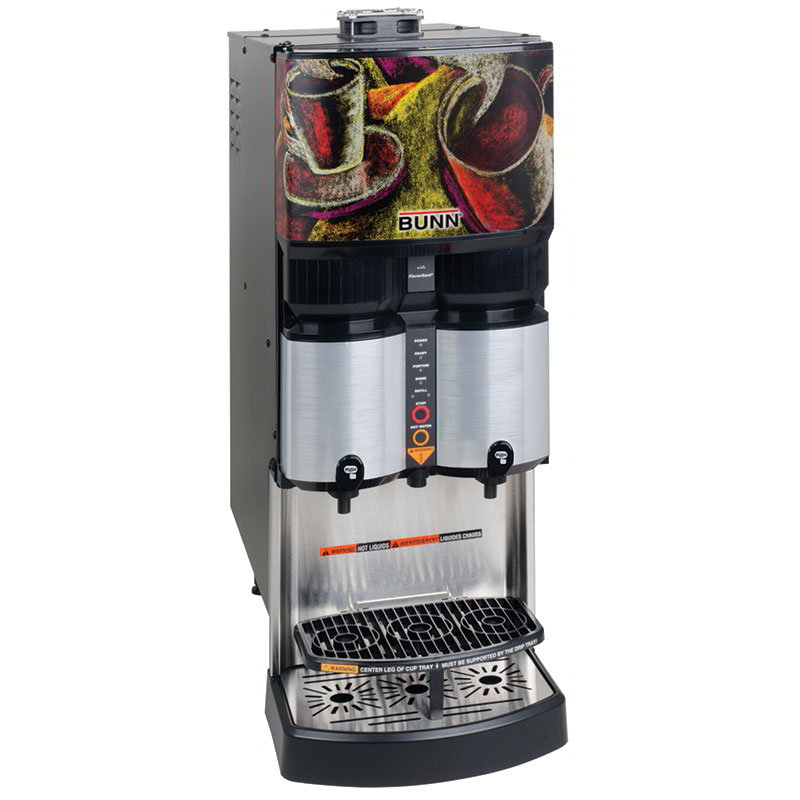 Bunn 36500.0001 Liquid Coffee Ambient Dispenser, Scholle 1910LX Connect, 45:1-100:1
