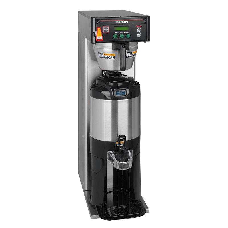 Bunn ICB-DV-0005 Tall Automatic Coffee Brewer w/ 3-Brew Buttons & Digital Display (36600.0005)