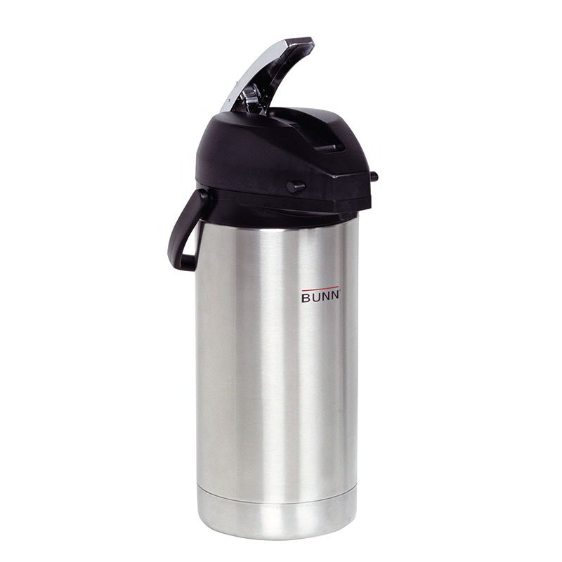 Bunn 36725.0000 3.8 Liter Lever Action Airpot, S/S Liner