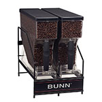 Bunn MHG-RACK-2-0000 Hopper Rack, 2 Position, For MHG 6 lb Hoppers (36760.0000)