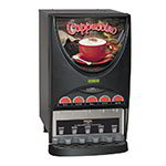 Bunn IMIX-5-0000 iMIX-5 Infusion Hot Drink Dispenser, 5 Hoppers, Black Finish (37000.0000)
