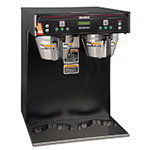 Bunn-o-matic 37600.0004 ICB-TWIN Infusion Coffee Brewer, 5.6 Gallon, Black, 120-208V