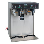 Bunn ICB-TWIN-0011 Coffee Brewer 18.9-gal/hr Capacity 3-Brew Button 2-Programmable Batch Switches