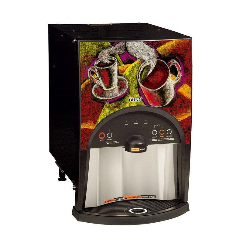 Bunn LCC-2-LP-0004 Liquid Coffee Refrigerated Dispenser, Scholle 1910 LX Connect, 25:1-100:1 (38800.0004)