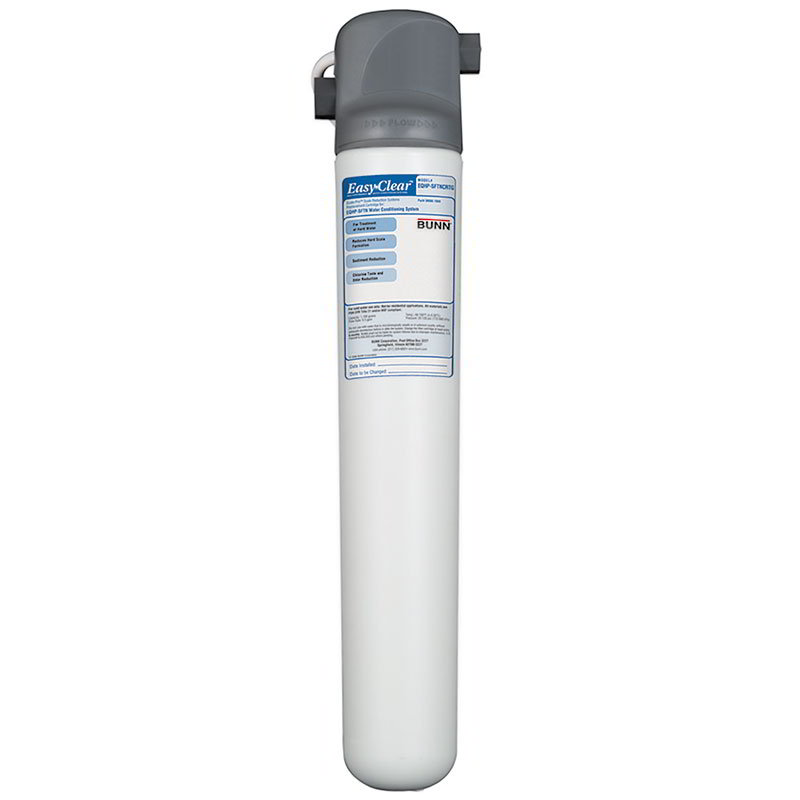 Bunn EQHP-SFTN-0009 EQHP-SFTN Easy Clear High Perfomance Water Softening Quality System (39000.0009)