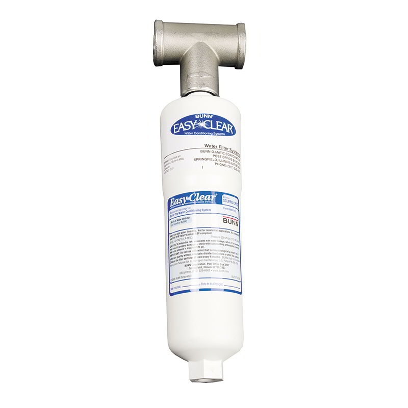 Bunn SCALE-PRO-0010 Scale-Pro Easy Clear Limescale Inhibitor Water Quality System (39000.0010)
