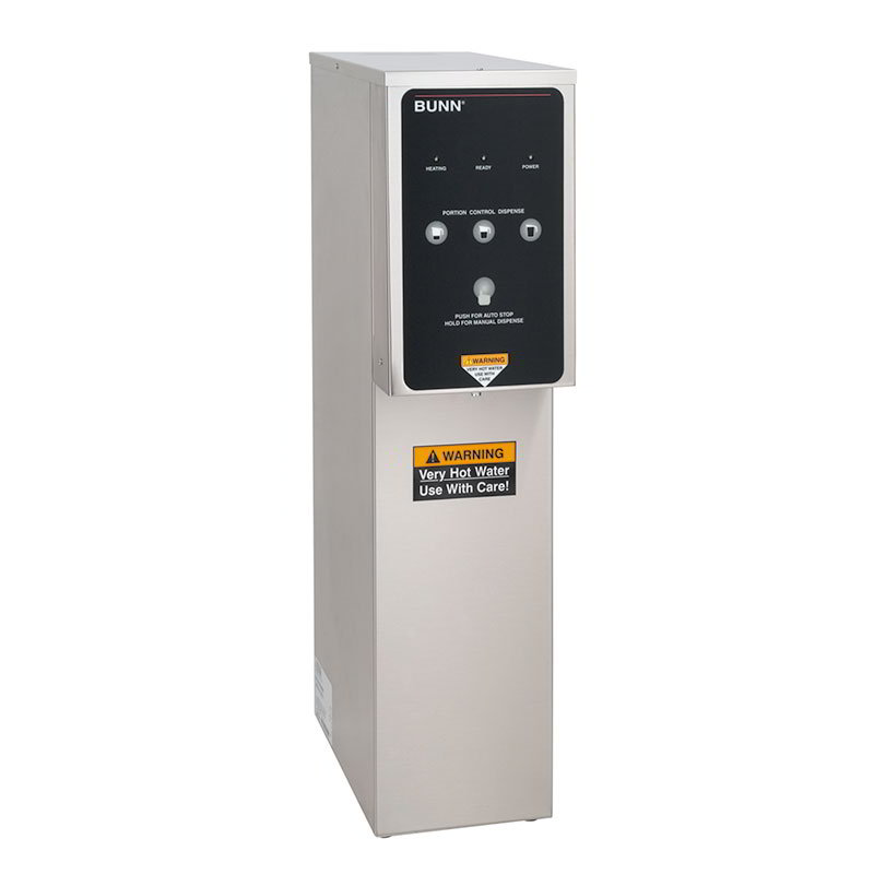 Bunn H5E-DV-PC-0000 Hot Water Dispenser, Electronic Temperature Control 200 F (39100.0000)