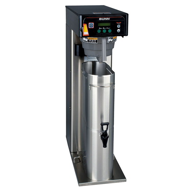 Bunn ITCB-DV HV Programable Coffee & Tea Brewer, 3 To 5-Gallon Batches (43000.0000)