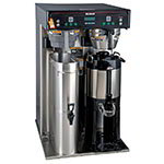 Bunn ITCB HV TWIN Twin Tea Coffee Brewer w/ 5.5 Gallon Tank & Digital Control