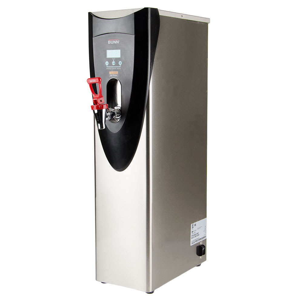 Bunn H5-X-EL-0002 5-gal Hot Water Dispenser - Digital Thermostat, 212-F Setting, LED Display (43600.0002)