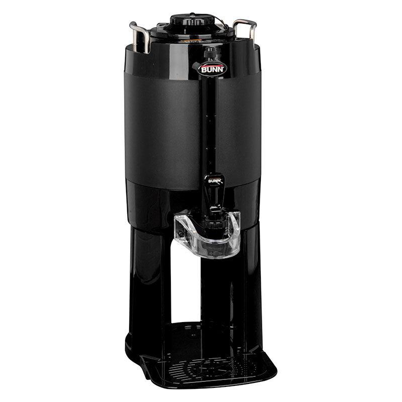 Bunn TF-1.5-MECH-0001 1.5-gal Server - Mechanical Sight Gauge, Portable, Brew Thru Lid, Black (44050.0001)