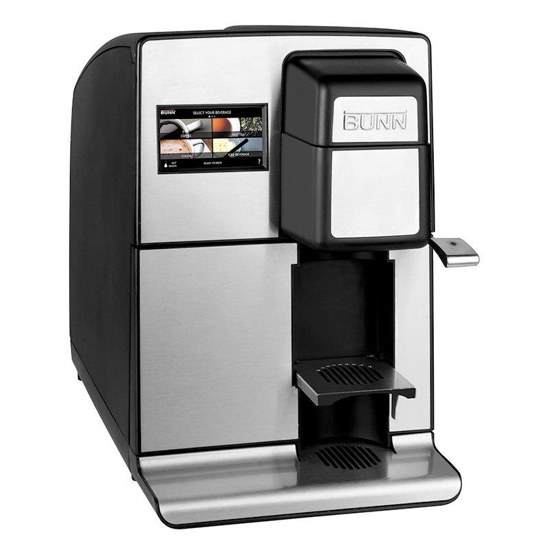 "Bunn 44500.0000 16.75"" Single Serve Cartridge Automatic Brewer - 4 to 16-oz Dispense Sizes (44500.0000)"