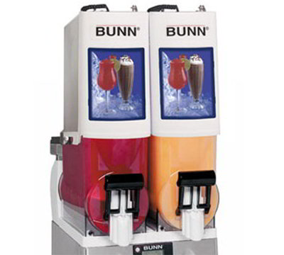 Bunn-o-matic 34000.0204 ULTRA-2 PAF Hopper group, White, Stainless