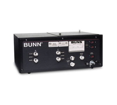 Bunn ULTRA-AFPO-0007 Ultra Gourmet Ice System, w/ 2-Hoppers (28400.0007)