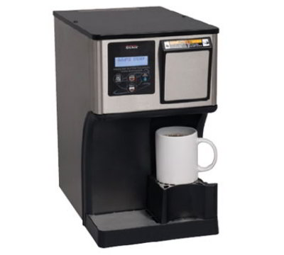 BUNN-O-Matic 42300.0000 Automatic Pod Brewer w/ Removable Bin, Brews 16-oz in 1-Minute