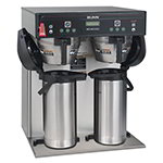 Bunn-o-matic 37600.0011 Coffee Brewer 18.9-gal/hr Capacity 3-Brew Button 2-Programmable Batch Switches