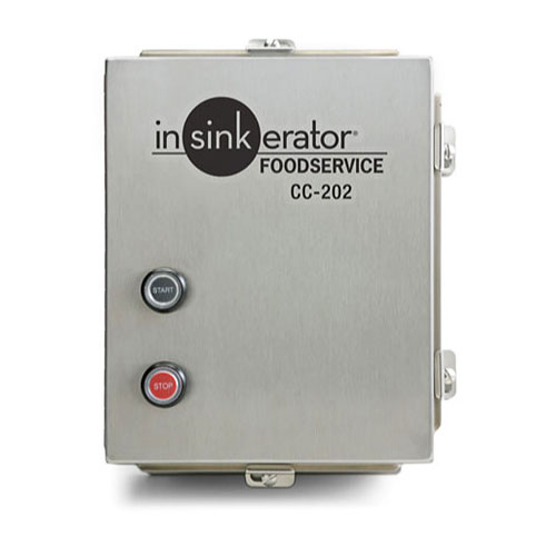 InSinkErator CC202D-3 Control Center For CC202 Disposers, 208-240/3 V