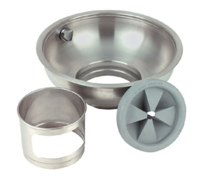 Insinkerator 18B BOWL ASY 18-in B-Type Bowl Assembly w/ Splash Baffle & Sleeve Guard