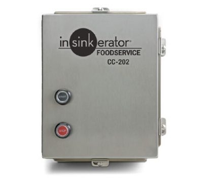 Insinkerator CC202D-4 Control Center For CC202 Disposers, 380-460/3 V