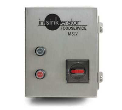 InSinkErator MSLV-6 Manual Switch For Low Voltage, 208-240/1 V