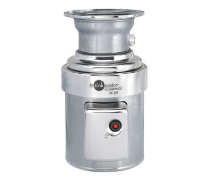 InSinkErator S-100-15C-AS101 2303 Disposer Package w/ 15-in Bowl & AS101 Panel, 1-HP, 230/3 V