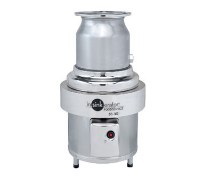 Insinkerator S-300-12A-CC101 2083 Disposer Pack w/ 12-in Bowl & Cover, CC101 Panel, 3-HP, 208/3 V