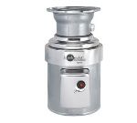 InSinkErator SS-50-5-MSLV 2303 Disposer Pack w/ #5-Adapter & Manual Low V Switch, 1/2-HP, 230/3 V