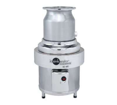 InSinkErator S-500-12C-CC101 2303 Disposer Package w/ 12-in Bowl & CC101 Panel, 5-HP, 230/3 V