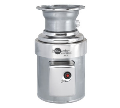 InSinkErator SS-75-12A-AS101 2303 Disposer Pack w/ 12-in Bowl & Cover, AS101 Panel, 3/4-HP, 230/3 V