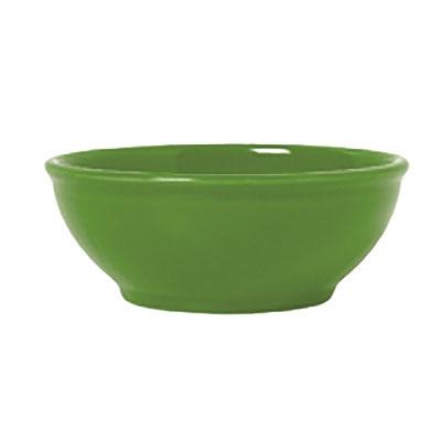 Syracuse China 903046003 18.37-oz Oatmeal Bowl w/ Rolled Edge & Cantina Shape, Flint Body, Sage