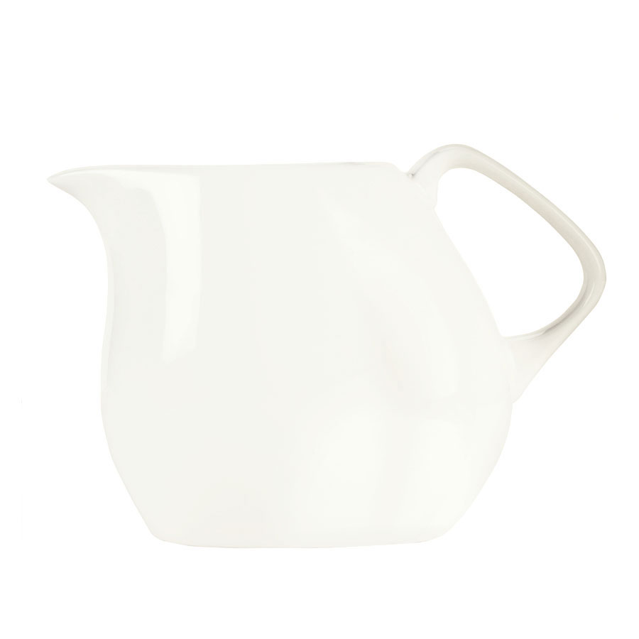 Syracuse China 905356128 3-oz Creamer - Slenda Verve, White