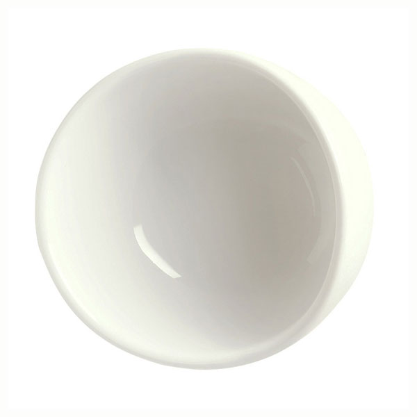 Syracuse China 905356413 2-oz Slenda Verve Sauce Bowl - Royal Rideau