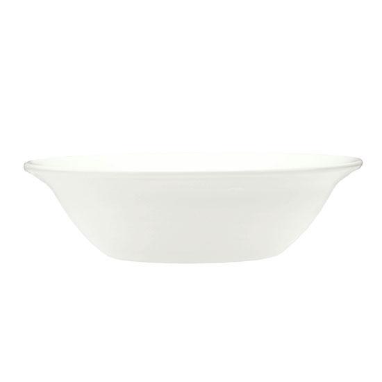 Syracuse China 905356835 11-oz Grapefruit Bowl, Slenda Pattern & Shape, Royal Rideau Body
