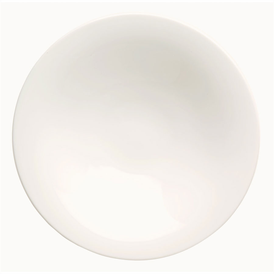 Syracuse China 905356843 20-oz Royal Rideau Bowl - Round, Slenda, White