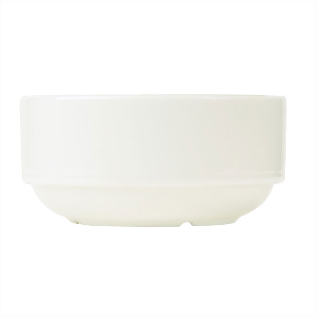 Syracuse China 905356849 10-oz Stacking Bouillon w/ Slenda Shape