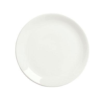 "Syracuse China 905356965 9.88"" Plate, Coupe, Slenda Pattern & Shape, Royal Rideau Body"