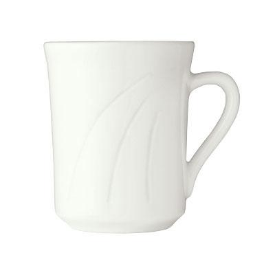 Syracuse China 905437891 8-oz Mug w/ Elan Pattern & Royal Rideau Body