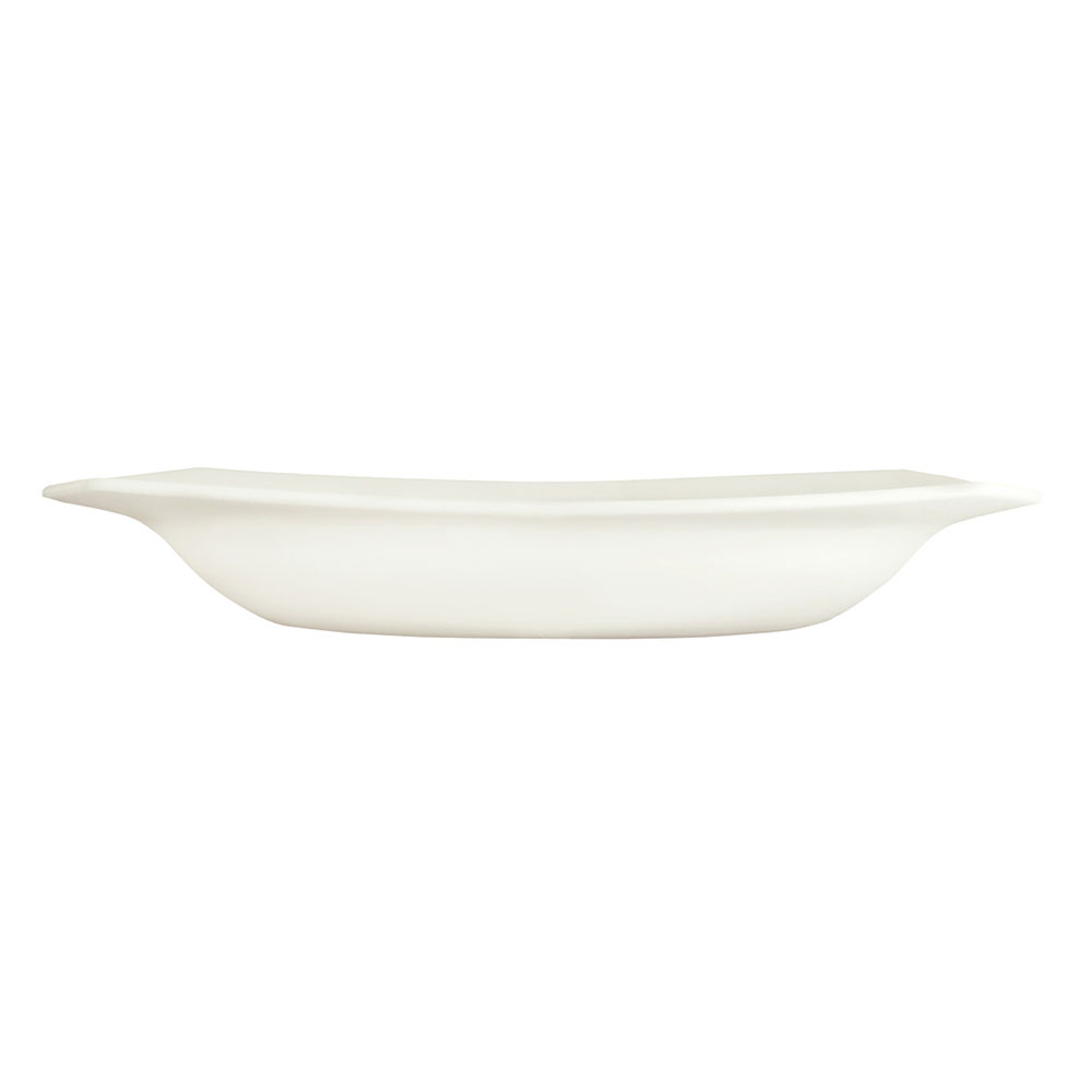 Syracuse China 905437997 11.5-in Square Pasta Bowl w/ Elan Pattern & Royal Rideau Body