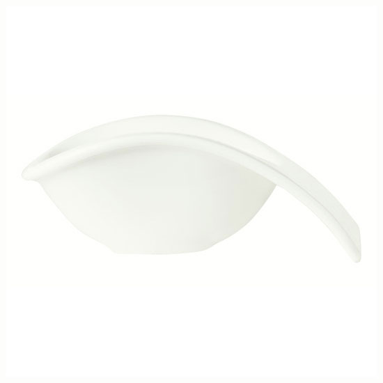 Syracuse China 909089721 1-oz Amuse Bouche, Fully Vitrified, Solario, Royal Rideau Body, 3.25x2.62""