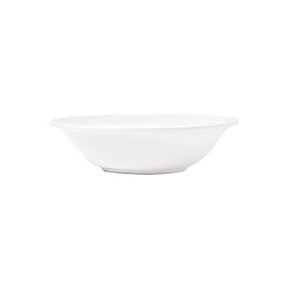 Syracuse China 911190006 13.75-oz Cereal Bowl, International Pattern & Shape, Ultra White Bone China Body