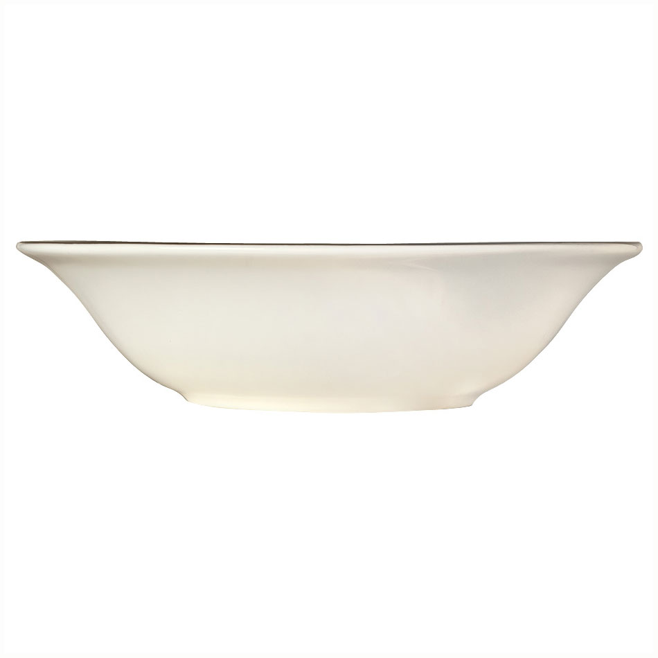 Syracuse China 911191006 13.75-oz Cereal Bowl, Baroque, International Shape & Bone White China Body
