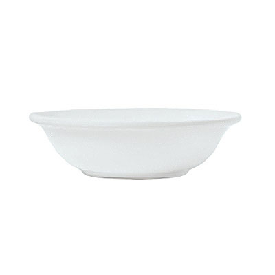 Syracuse China 911194013 17.5-oz Cereal Bowl w/ Reflections Pattern & Shape, Alumawhite Body