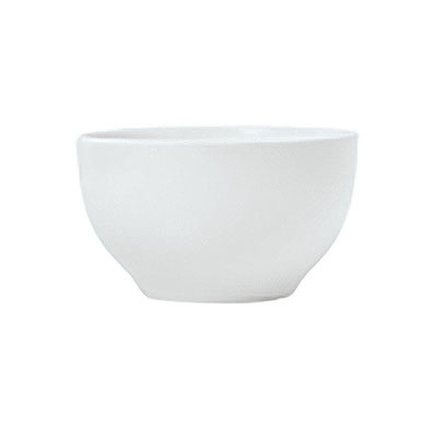 Syracuse China 911194018 9-oz Bouillon w/ Reflections Pattern & Shape, Alumawhite Body