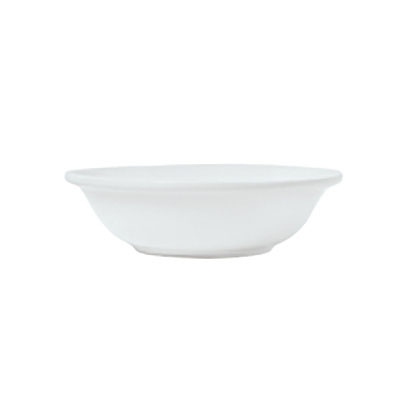 Syracuse China 911194026 12-oz Oatmeal Bowl w/ Reflections Pattern & Shape, Alumawhite Body