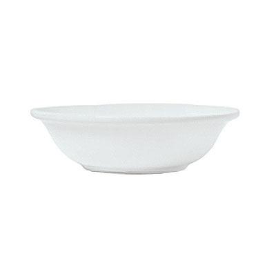 Syracuse China 911194028 6-oz Fruit Dish w/ Reflections Pattern & Shape, Alumawhite Body