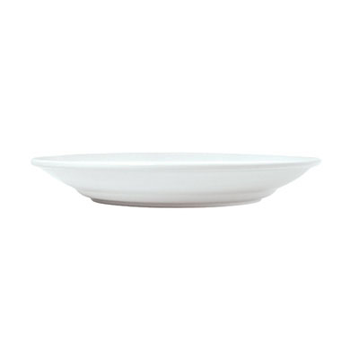 Syracuse China 911194039 53.5-oz Bowl w/ Reflections Pattern & Harmony Shape, Alumawhite Body