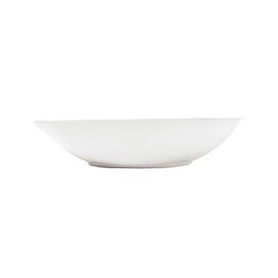 Syracuse China 911195014 5.5-oz Bowl w/ Contempra Pattern & Square Shape, Bone China Body