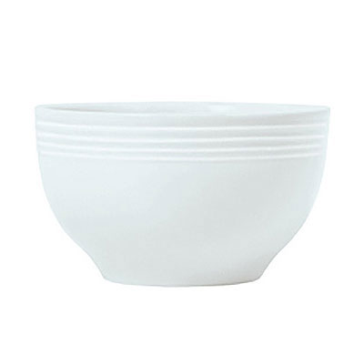 Syracuse China 911196026 12-oz Oatmeal Bowl w/ Repetition Pattern & Shape