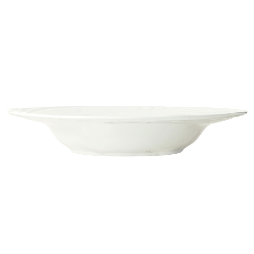 Syracuse China 911892029 23-oz Ocean Shore Pasta Bowl - Round, Glazed, Aluma White